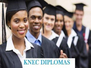 knecdiploma courses offered by colleges in kenya